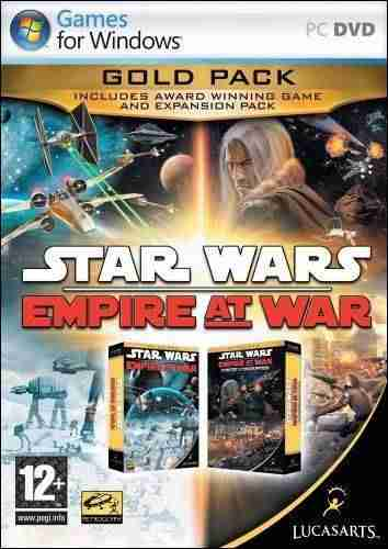 Descargar Star Wars Empire At War Gold Pack [MULTI][HATRED] por Torrent